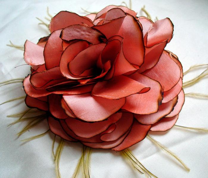 цветы из ткани 3 (700x599, 504Kb)