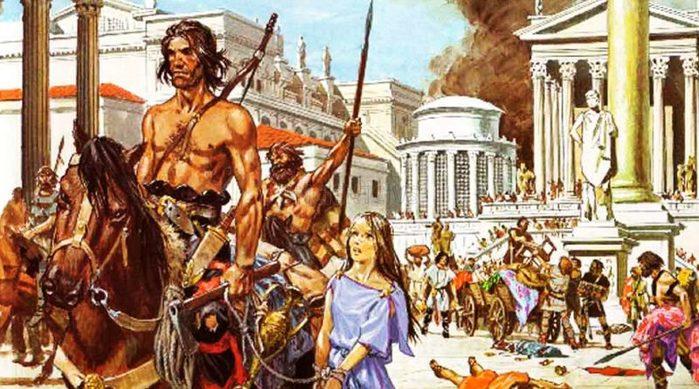 Остготы: что стало с аборигенами Юга России
