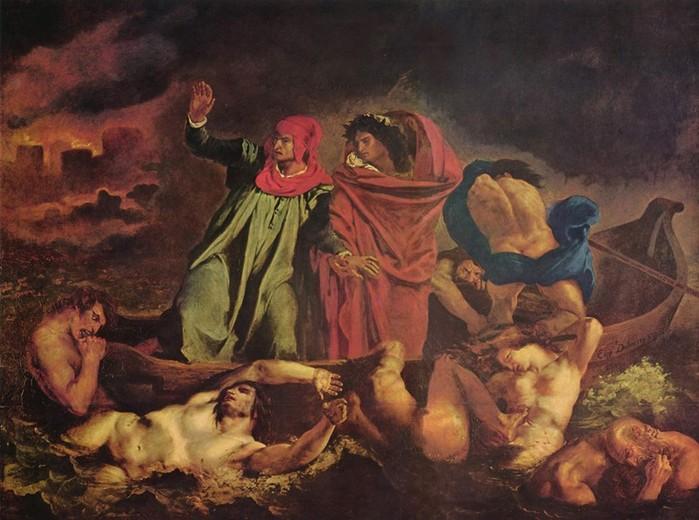 Какую комедию написал Данте на самом деле?