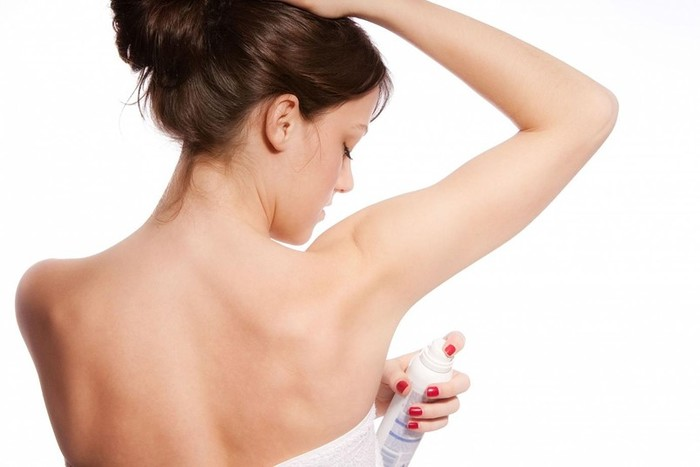Дезодоранты не делают людей привлекательнее для противоположного пола