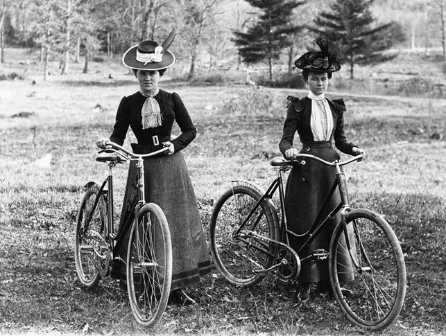 Кто придумал велосипед?