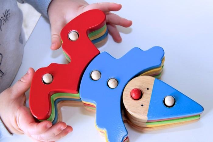 Изготовление развивающих игрушек