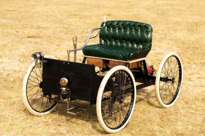 Кто создал первый автомобиль на самом деле?