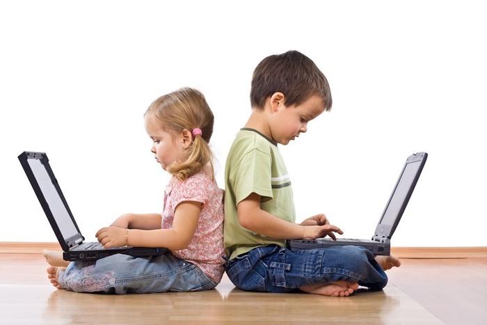 Дети и компьютеры: заблуждения в воспитании