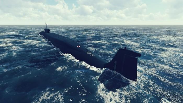 Кто создал подводную лодку?