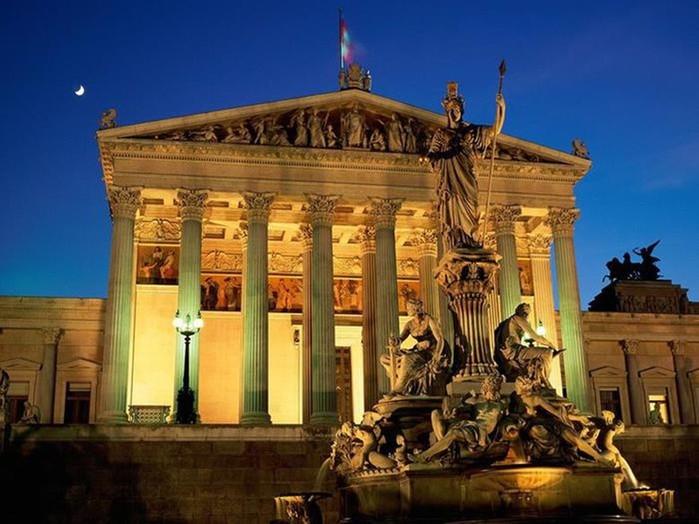 Фотографии города Вены: столица Австрии, столица музыки и роскоши