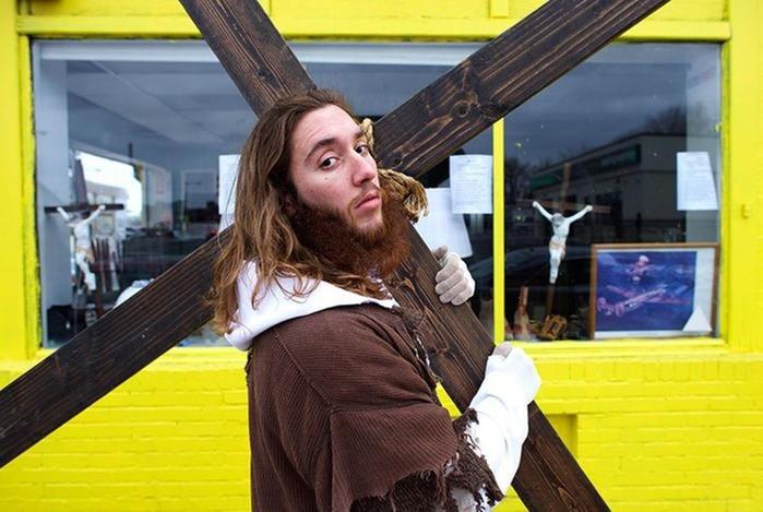 Второе пришествие. Новый Иисус из Филадельфии