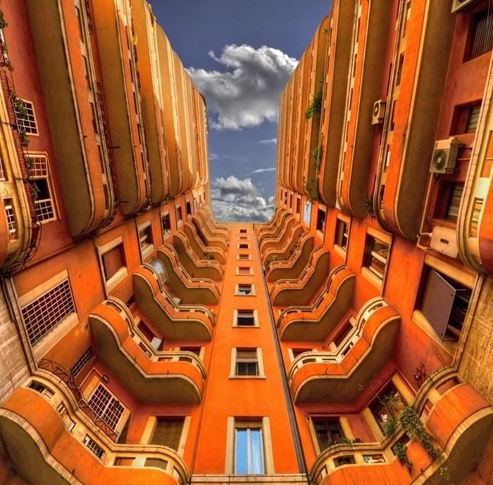 Головокружительные здания Стефано Скарселли