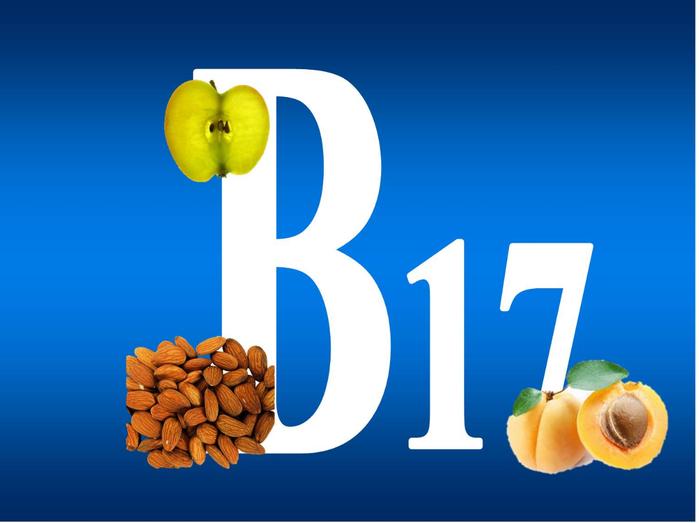 Витамин B17 помогает бороться с раком!