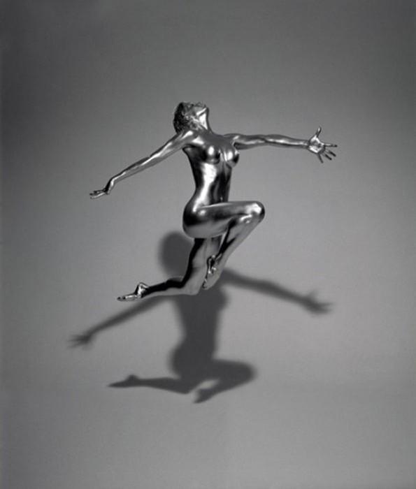 Итальянский фотограф Гвидо Арджентини: «живые скульптуры»