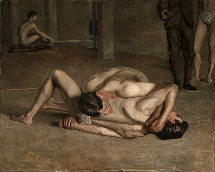 5229398_1280pxEakins_Thomas__Wrestlers_1899 (700x559, 258Kb)