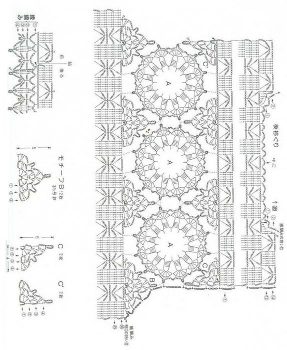 схема вязания крючком топ на лето/3071837_073 (574x700, 239Kb)