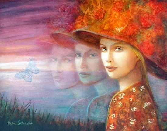 Rina Sutzkever _ paintings _ artodyssey (12) (549x432, 196Kb)