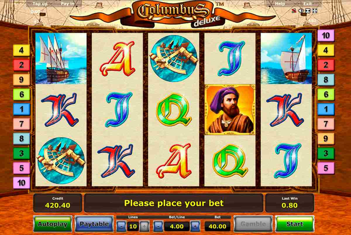 игровой автомат «Columbus Deluxe» (Колумб Делюкс) - gmsdeluxeslots.net/4403711_columbusdeluxenovomaticfreeslot_1_ (700x468, 544Kb)