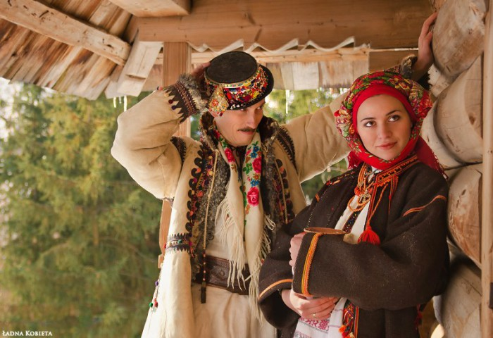 Пять самобутніх українських народів