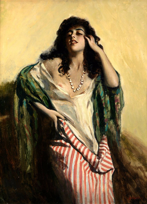 George Owen Wynne Apperley4аа (506x700, 413Kb)