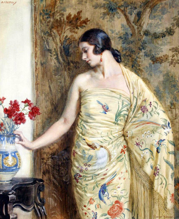 George Owen Wynne Apperley6 (572x700, 487Kb)