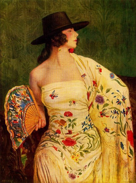 George Owen Wynne Apperley13в (444x600, 323Kb)