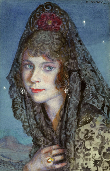 George Owen Wynne Apperley17 (449x700, 392Kb)
