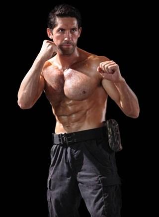 Скотт Эдкинс   Мастер боевых искусств и американских боевиков