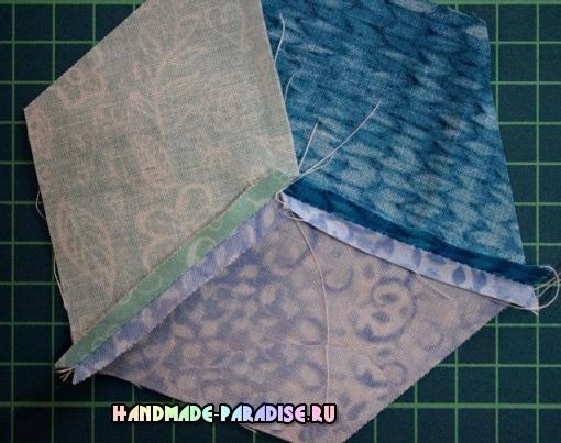 Лоскутное одеяло «Кубики» в технике пэчворк (11) (510x403, 241Kb)
