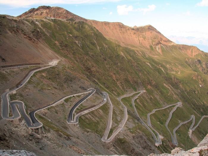12 самых опасных дорог в мире!