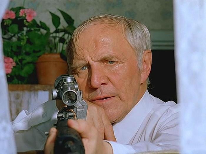 Как снимался фильм «Ворошиловский стрелок»