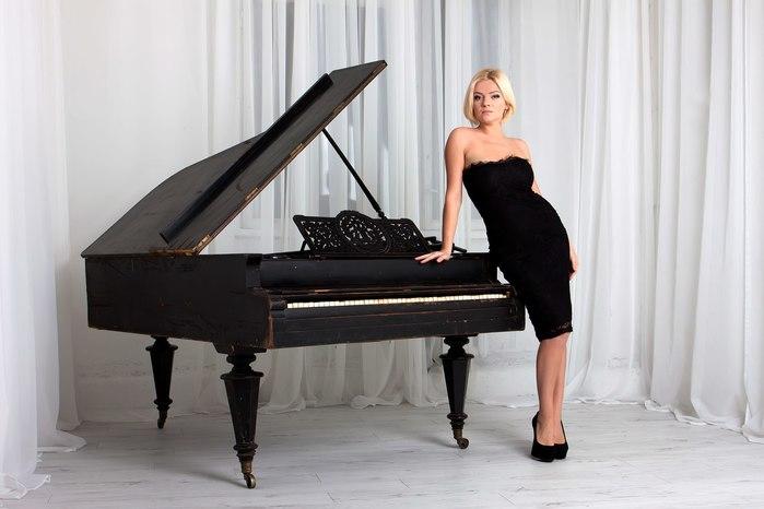 Когда было создано фортепьяно?