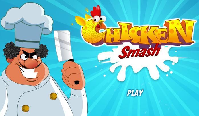 Флеш игра Поймай курицу