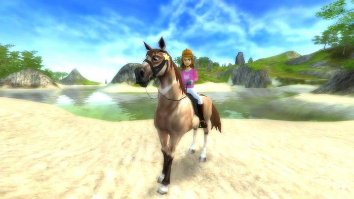 Почему я люблю компьютерные игры про лошадей