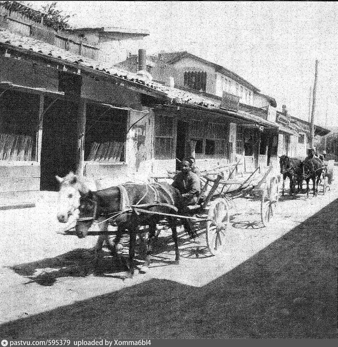 Бахчисарай, Центральная улица (680x700, 399Kb)