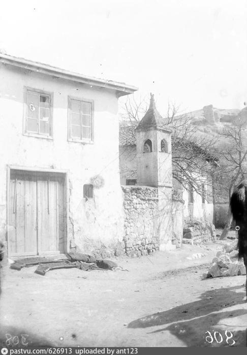 Бахчисарай. Мечеть Торгай-Джами. 1920 - 1930 (486x700, 165Kb)