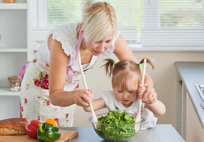 Основы безопасности детей на кухне