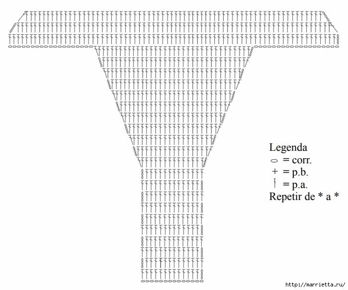 Вяжем крючком купальник в этно-стиле (4) (700x583, 173Kb)