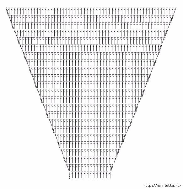 Вяжем крючком купальник в этно-стиле (6) (583x603, 223Kb)
