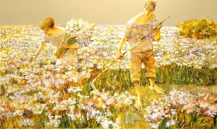 Евг Кузнецов 2002 Цветы и травы 90х150n (700x417, 83Kb)