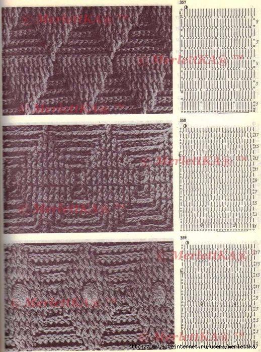 Гирич 1000 узоров вязания крючком смотреть