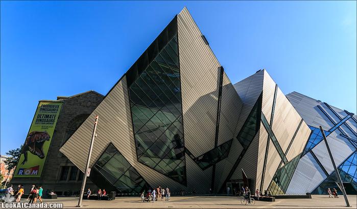 Королевский музей Онтарио  4 (700x409, 316Kb)