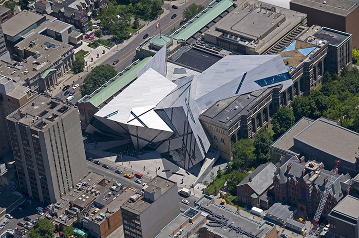 Королевский музей Онтарио  8 (700x464, 418Kb)