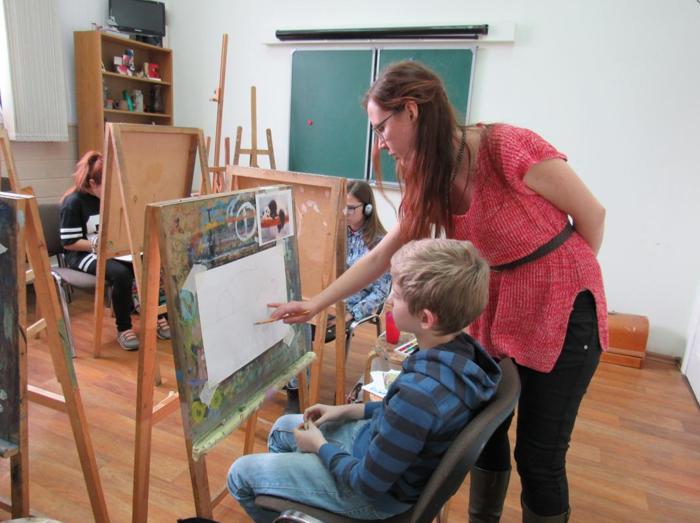 Как раскрыть свой талант на курсах рисования (1)