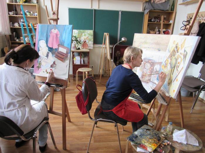 Как раскрыть свой талант на курсах рисования (5)