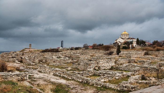Таврия (Крым и Причерноморье)