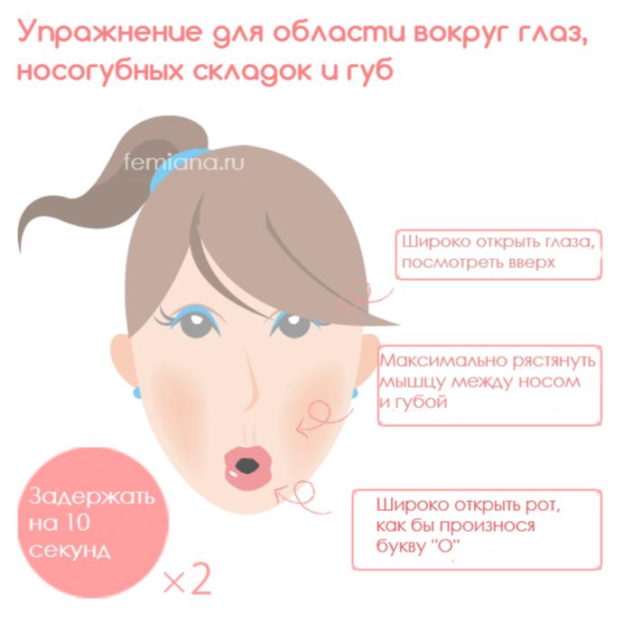"alt=""Упражнение «Ластик» от носогубных складок на лице""/2835299_Yprajnenie_Lastik_ot_nosogybnih_skladok_na_lice (700x700, 135Kb)"