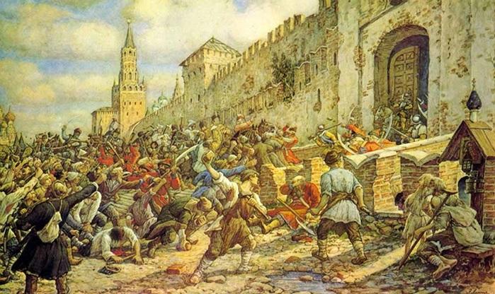 Как в 1612 году удалось прогнать поляков из Москвы
