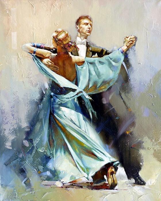 Венский вальс (Viennese Waltz)