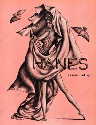 Хейнс (чулочно-носочные изделия). 1944 (338x441, 171Kb)