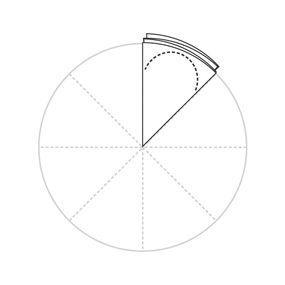 Делаем сами букет из бумажных цветов. Мастер-класс (3) (285x285, 14Kb)