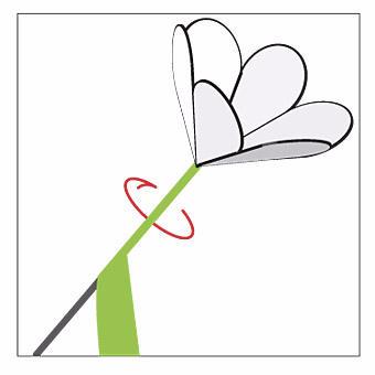 Делаем сами букет из бумажных цветов. Мастер-класс (9) (340x340, 33Kb)