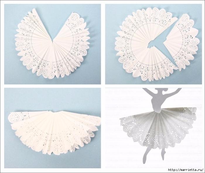 Балеринки из бумаги и салфеток (3) (700x592, 228Kb)