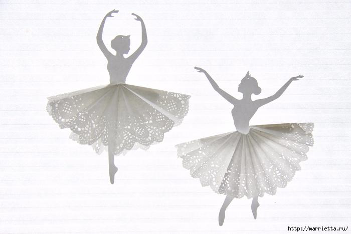 Балеринки из бумаги и салфеток (9) (700x467, 202Kb)